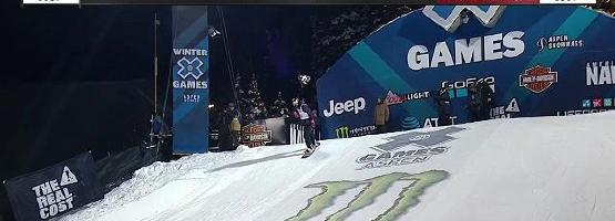 Scotty James nyert az X Games-en