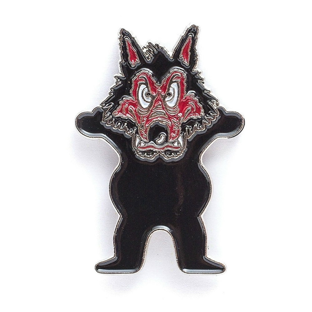 WOLFPACK PIN - Assorted