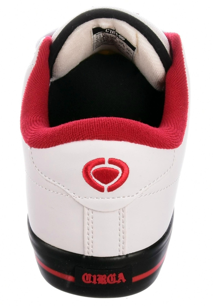 LOPEZ 50 - White/Red/Black