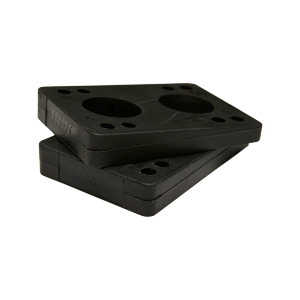 Wedge Risers - Black