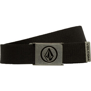 CIRCLE WEB BELT - BLACK