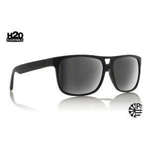ROADBLOCK - MATTE BLACK H2O/SILVER IONIZED POLAR