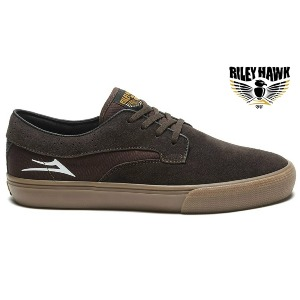 RILEY HAWK - Chocolate Suede