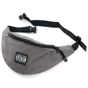 Richmond Side Bag - Charcoal