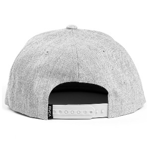 VA SPORT SNAPBACK II - HEATHER GREY