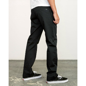 WEEKEND STRETCH PANT - BLACK