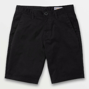 FRICKIN MODERN STRETCH SHORT - BLACK