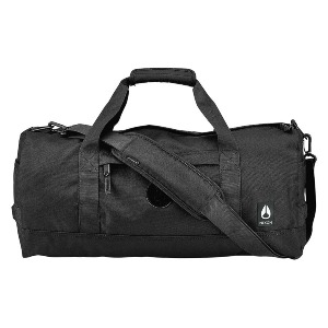 PIPES DUFFLE II - ALL BLACK