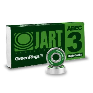 Bearings - Green ZZ Set