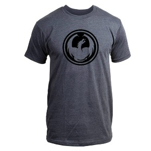 ICON SPECIAL TEE - Charcoal Heather