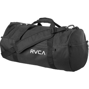 VA SPORT GYM DUFFEL - BLACK