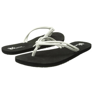 FOREVER AND EVER SANDAL - WHT