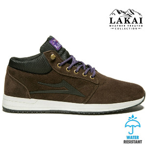 Griffin Mid WNTR - Chocolate Suede2