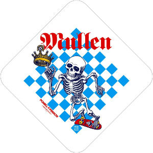 BB Mullen Sticker