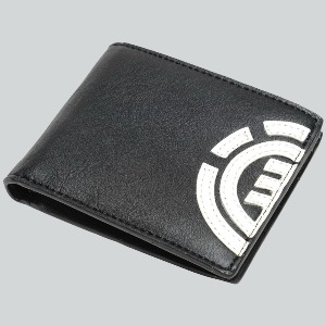 DAILY WALLET - FLINT BLACK