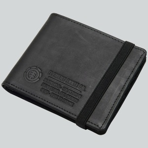 ENDURE L. II WALLET - BLACK