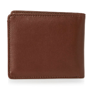 Corroded II Wallet - Brown