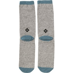 RVCA SPACE SOCK - GREY