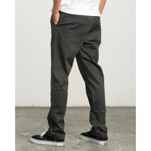 A.T DAYSHIFT ELASTIC PANT - PIRATE BLACK