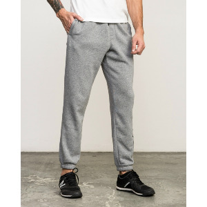 VA GUARD FLEECE SWEATPANT - HEATHER GREY