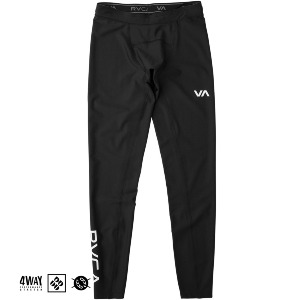 VA COMPRESSION PANT - BLACK