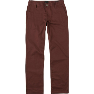 WEEKEND STRETCH PANT - BORDEAUX