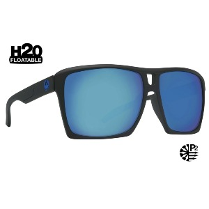 THE VERSE - MATTE BLACK H2O/BLUE POLAR
