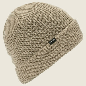 SWEEP LINED BEANIE - SHE