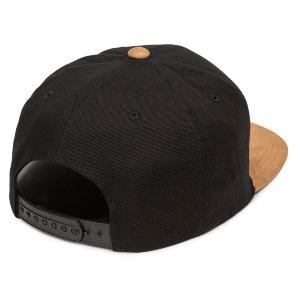 e0f23c7cac5c3 QUARTER FABRIC HAT - VINTAGE BLACK