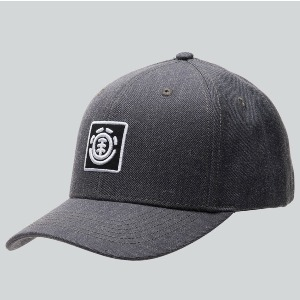 TREELOGO Kid's CAP - CHARCOAL HEATHE