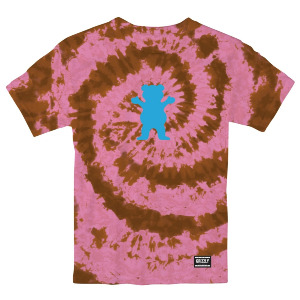 Spin Bear S/S Tee - Pink