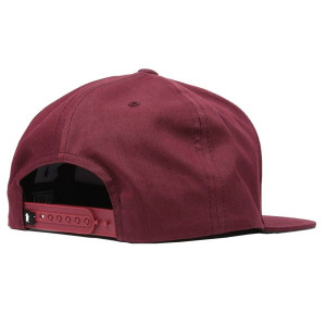 OG Bear Snapback - BURGUNDY/WHITE