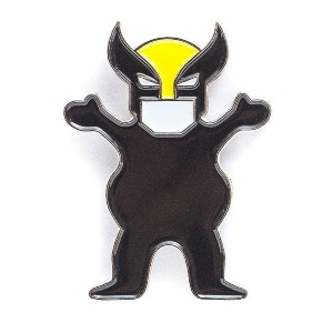 WOLVERINE BEAR PIN - Assorted