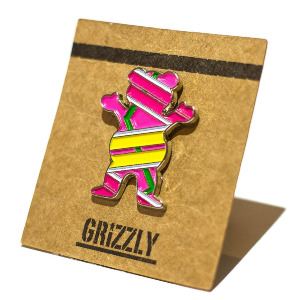 HOVER BEAR PIN - Assorted