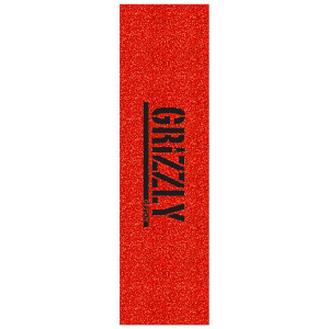 Glitter Grip Assorted - Red