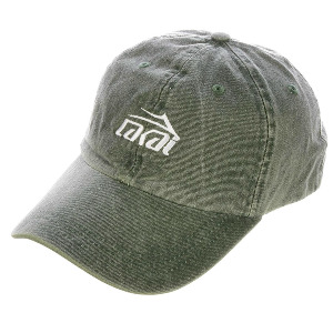 Logo Dad Hat - Olive