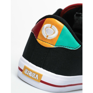 LOPEZ 50 - BLACK/RASTA/WHITE