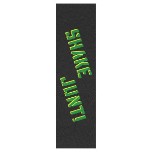 SJ Sprayed Grip - Black/Green