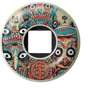FOS TOTEM - ASSORTED 54MM 101A