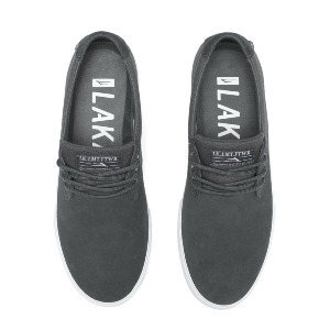 DALY - CHARCOAL SUEDE