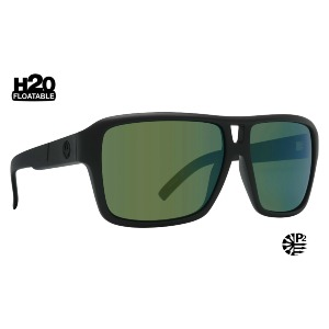 THE JAM - MATTE BLACK H2O/PETROL POLARIZED