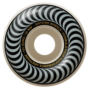 FORMULA FOUR CLASSIC - SILVER 54MM 101A