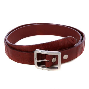 Heist Belt - Oxblood