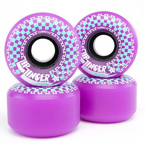 ZIP ZINGER - PURPLE 54mm 80A