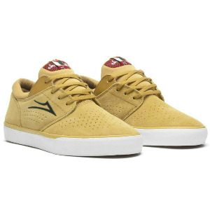 FREMONT VULC - LAKAI X CHOCOLATE COLLAB GOLD SUEDE