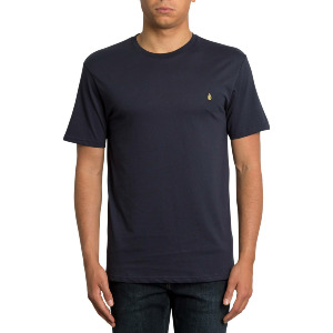 STONE BLANK BSC SS - NAVY