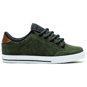 LOPEZ 50 - OLIVE/BLACK/WHITE