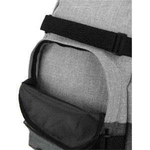 Thurston Backpack - Grey Marle/Charcoal Marle