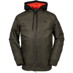 CHEYNE 3-IN-1 JACKET - FOREST