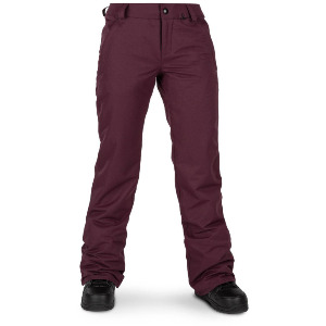 FROCHICKIE INS PANT - MERLOT